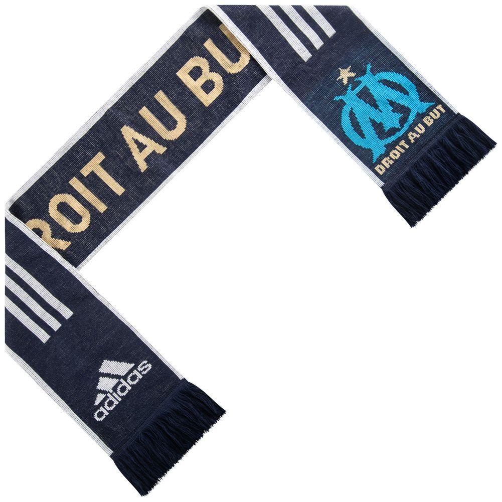 Marseille und Rc Lens Fanschal