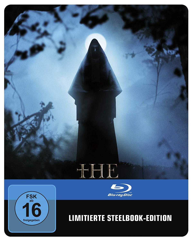 [Saturn] The Nun (Blu-ray Steelbook) für 10,99€ bei Marktabholung