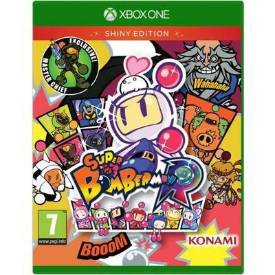 Sammeldeal (Switch/Xbox One) Spiele - z.B. Super Bomberman R: Shiny Edition (Xbox One) für 12.39€ (Cdiscount)