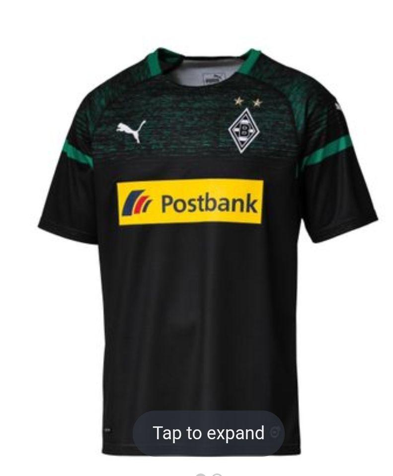 Bundesliga Trikots Saison 18/19, u.a. Gladbach & Dortmund