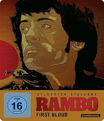 Rambo - First Blood (Digital Remastered) Limited Steelbook Edition (Blu-ray) für 14,97€ (Amazon Prime)