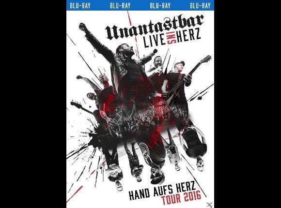 Unantastbar Live ins Herz Blu-Ray inkl USB Stick Amazon + Saturn