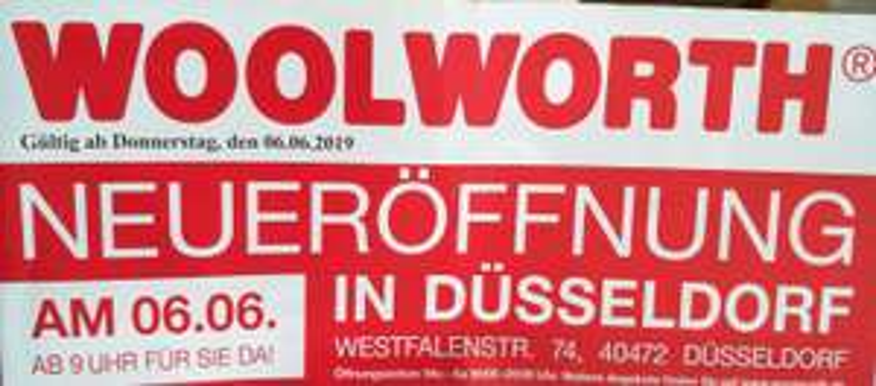 Bull Burner Hochtemperaturgrill Woolworth Neueröffnung Düsseldorf [lokal]