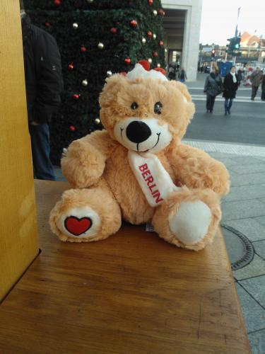 [Lokal Berlin] Teddy Weihnachtsmarkt an der Gedächtniskirche