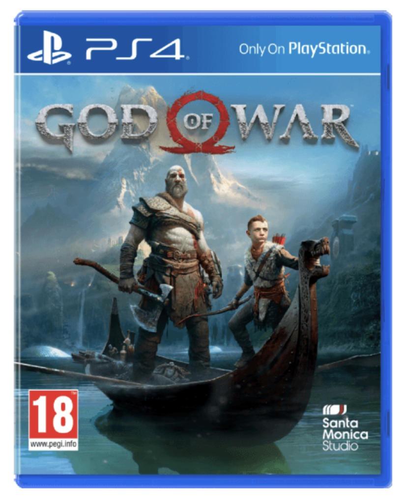 [Grenzgänger NL] God of War PS4 Playstation 4 für 19,99€