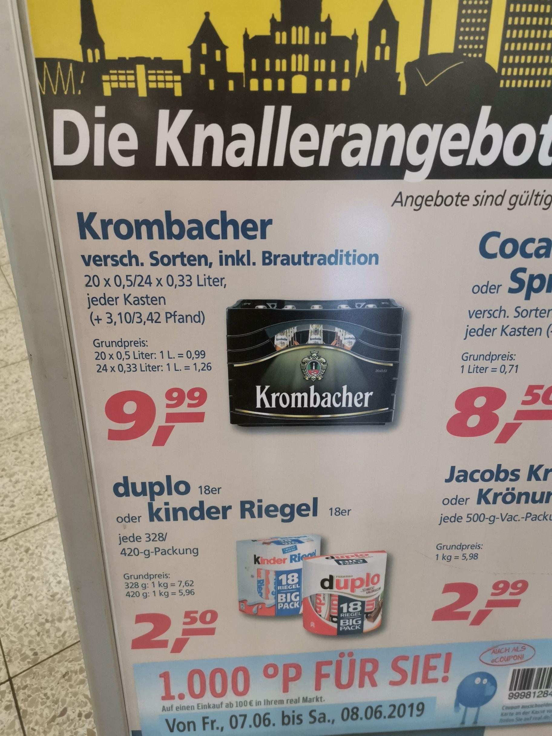 KROMBACHER - Real Dortmund-Eving [lokal]