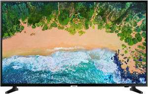 "Samsung 4K UHD LED TV (50 Zoll, Triple Tuner, Smart TV) ""UE50NU7099"""