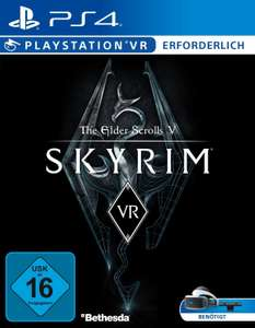 The Elder Scrolls V: Skyrim (PS4-VR) für 19,99€ (Saturn & Media Markt)