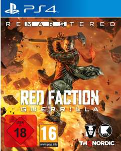 Red Faction Guerrilla Re-Mars-tered (PS4) & Project Highrise: Architect's Edition (PS4) für je 9,99€ (Saturn & Media Markt)