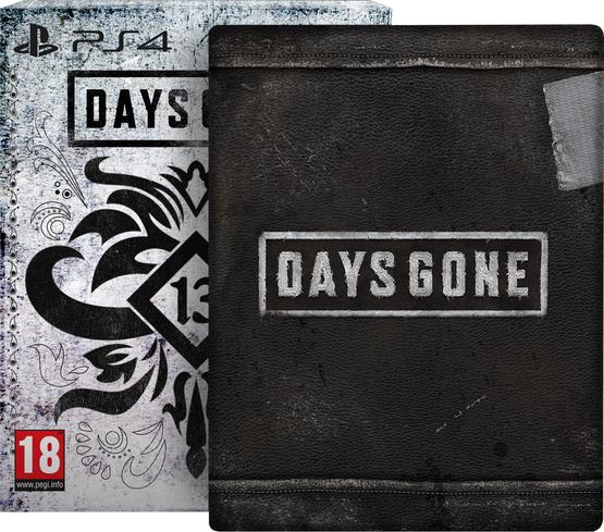 Days Gone Special Edition (PS4) für 44,86€ (Shopto)