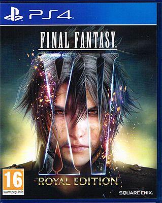 Final Fantasy XVRoyal Edition für 13,98€ & Team Sonic für 28,98€ (PS4) [Gameware.at]