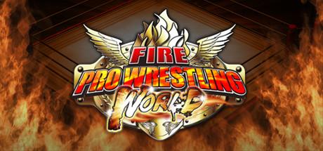 [STEAM] Fire Pro Wrestling World (PC) bis 9. Juni kostenlos spielen