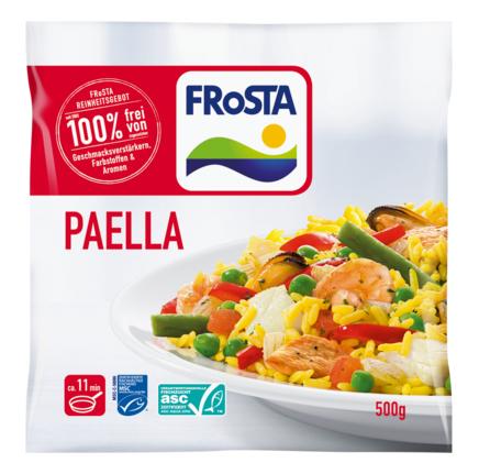 "Frosta  ""Paella"" oder ""Bami Goreng"" 500g für 1,89€ bei [Real ab 11.06]"