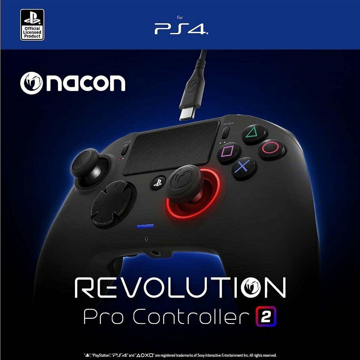 Nacon Revolution Pro 2 schwarz
