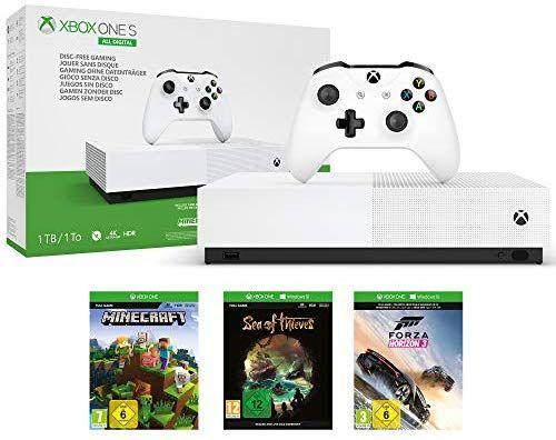 Xbox One S 1TB - All Digital Edition [Amazon]