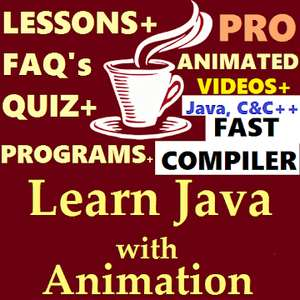 [Google Playstore] Learn Java Programming [ Compiler Pro ]
