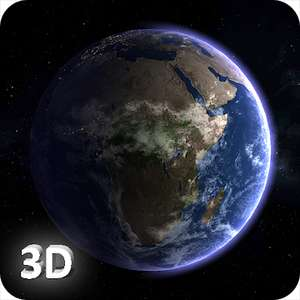 [Google Playstore] Earth 3D Live Wallpaper
