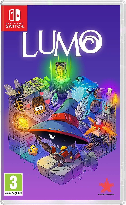 Lumo (Switch) für 16,23€ (Amazon UK)