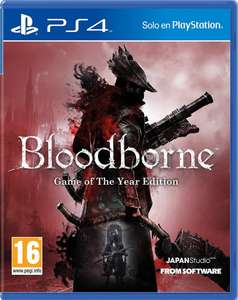 Bloodborne Game of the Year Edition PS4 (PEGI)