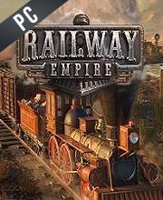 Railway Empire (Steam-Key) in der Computer Bild Spiele ab 03.07.