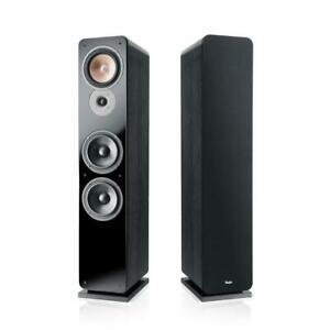 Teufel Ultima 40 Modell 2017 2.0 stereo hifi sound Stand-Lautsprecher (Paar)