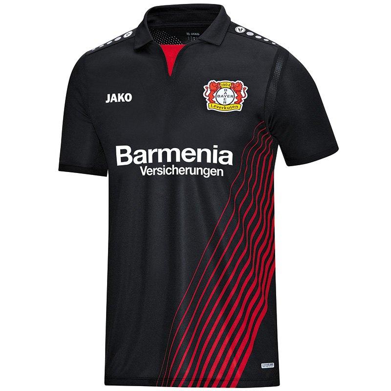 Fußball Trikots Bundesliga 2. Liga 3. Liga Bayer 04 Leverkusen Karlsruher SC Würzburg und weitere