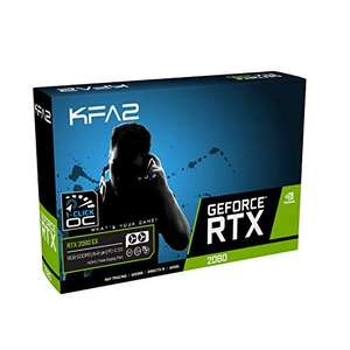 KFA2 RTX 2080 EX Amazon Frankreich + Wolfenstein Youngblood Key