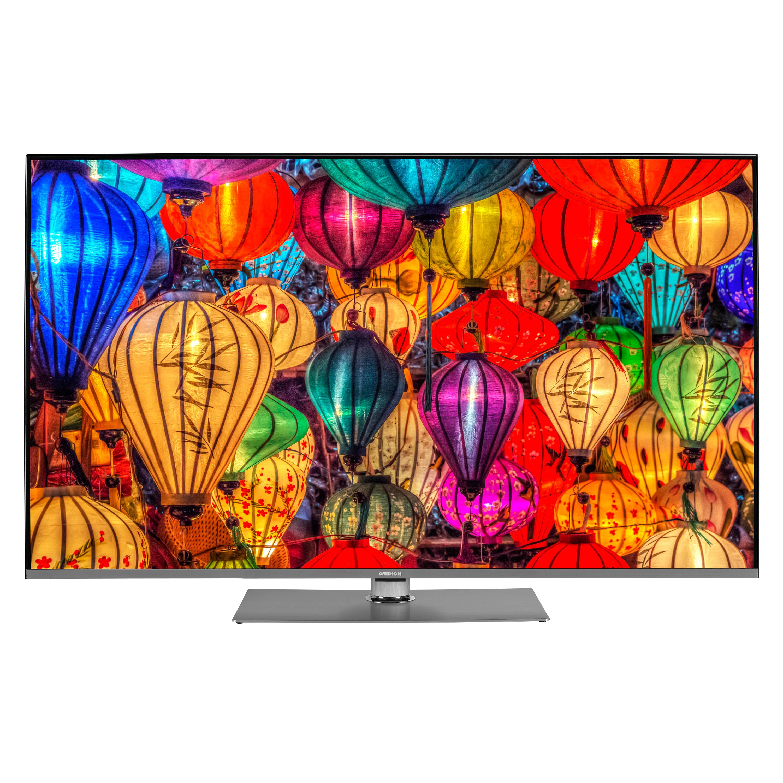 "MEDION® LIFE® X15022 Smart-TV, 125,7 cm (50"") Ultra HD Display, HDR, Dolby Vision, PVR, Netflix, Bluetooth®, DTS HD, HD Triple Tuner, CI+"