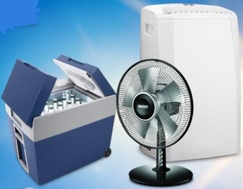 Klimageräte, Kühlboxen und Ventilatoren im Angebot: zB Mobicool FR60 für 259€ - Kompressorkühlbox mit 58l Volumen