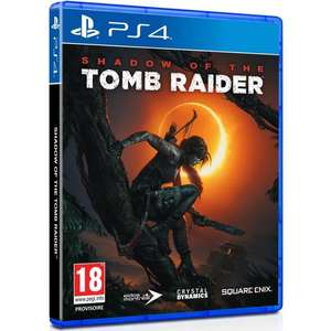Shadow of the Tomb Raider (PS4) für 15,88€ inkl. Versand (Cdiscount)