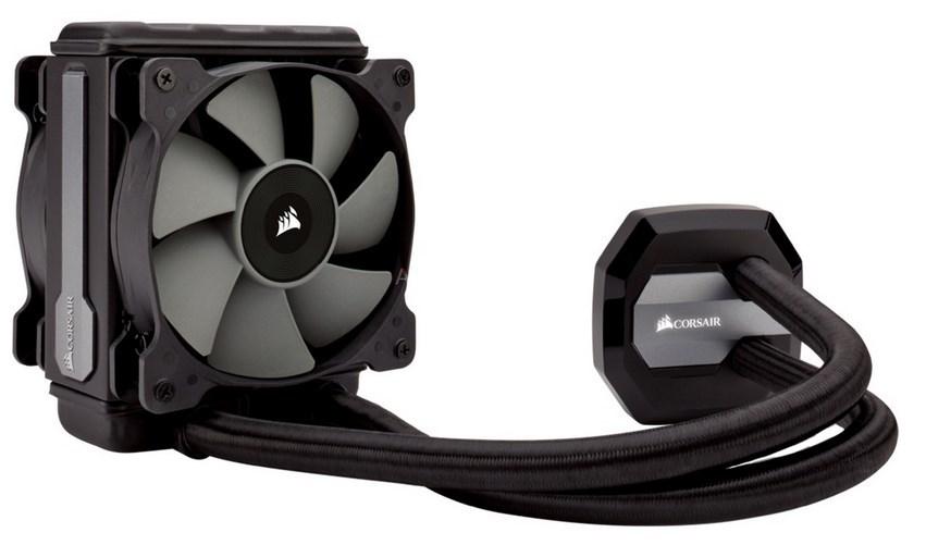 Corsair Cooling Hydro Series H80i v2, Wasserkühlung