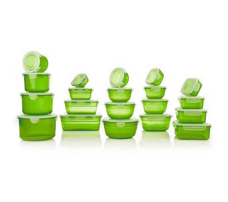 20 Lock&Lock Frischhaltedosen in vielen Farben, versandkostenfrei