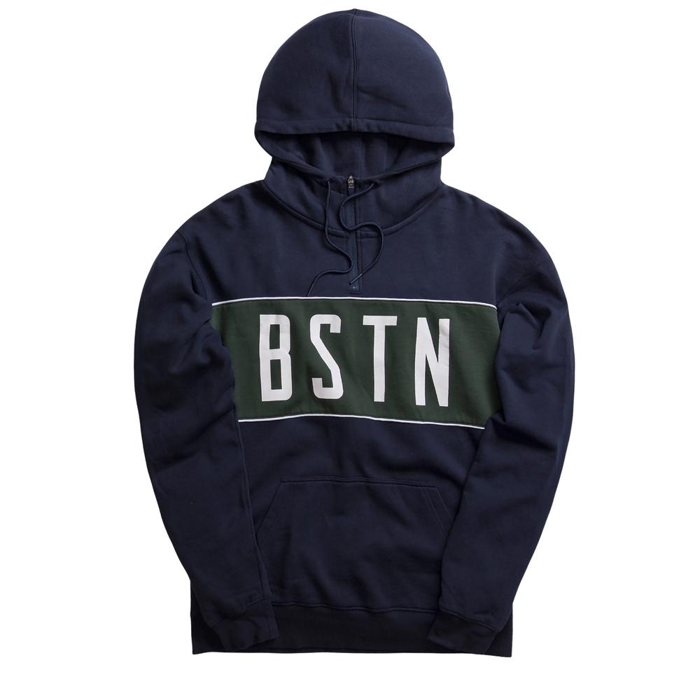 44% Rabatt auf die BSTN Eigenmarke, z.B. Jackson Oversized Half Zip Hoodie