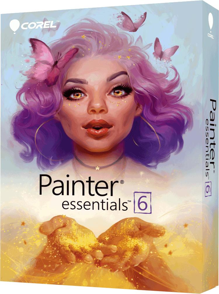 Corel Painter Essentials 6 aktuelle Vollversion gratis