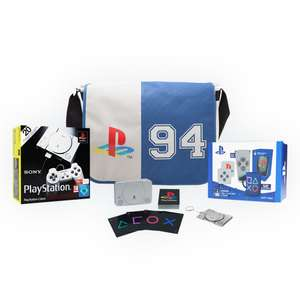 PlayStation Classic Collector's Bundle (PlayStation Gear)