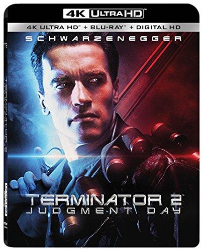 Terminator 2 - Tag der Abrechnung (4K Blu-ray + Blu-ray) für 13,68€ & 2 Stück für 22,94€ (Amazon US)
