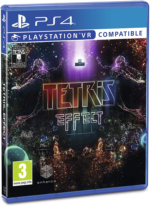 Tetris Effect (PS4-VR) für 13,97€ (Amazon FR)