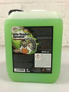 Tuga Grün Alu-Teufel Spezial 5L Kanister [Ebay]