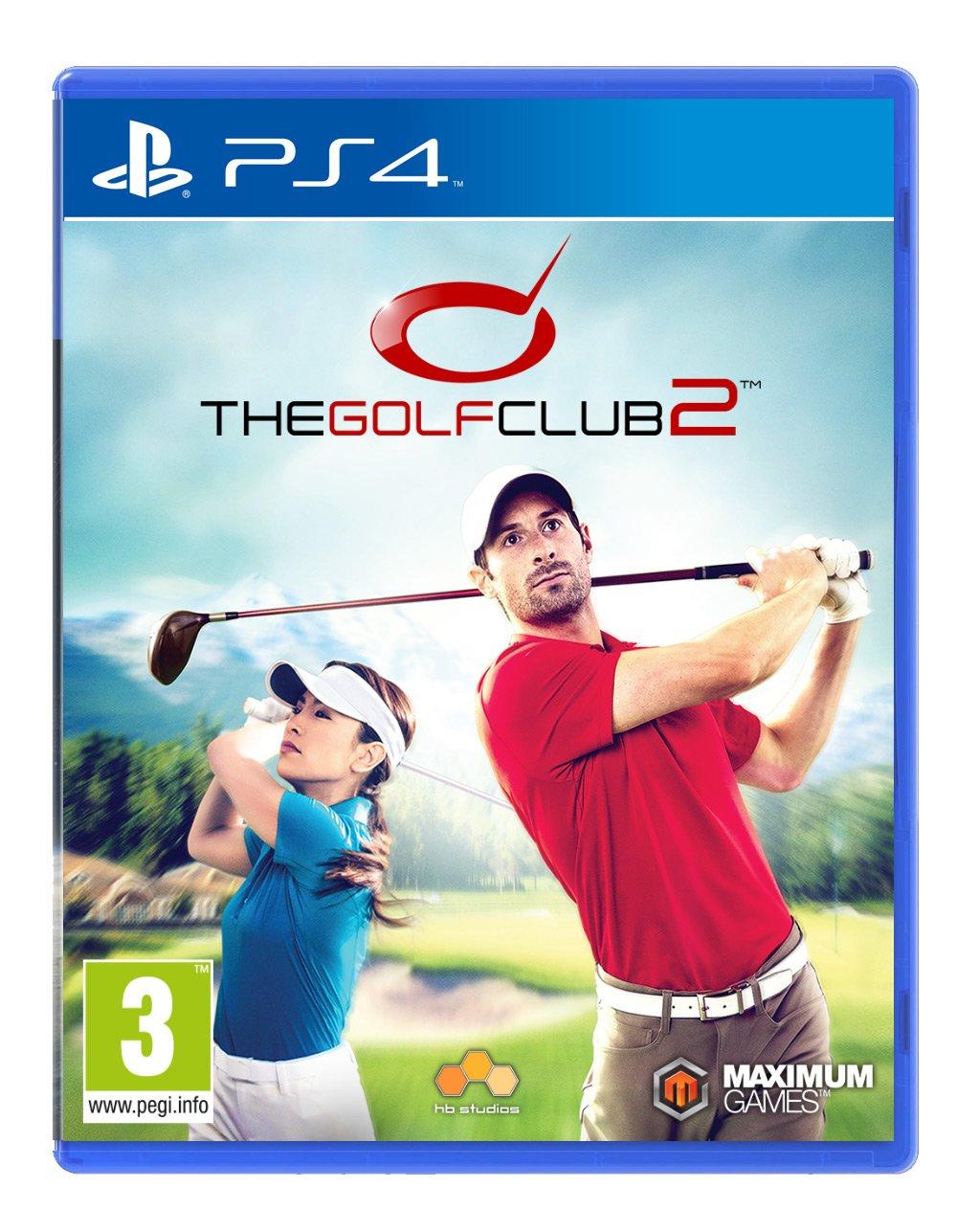 The Golf Club 2 (PS4) für 13,65€ (Base.com)