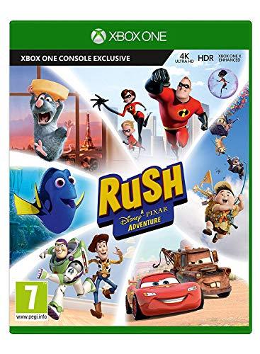 Rush: Ein Disney Pixar Abenteuer (Xbox One) für 13,97€ (Amazon FR)