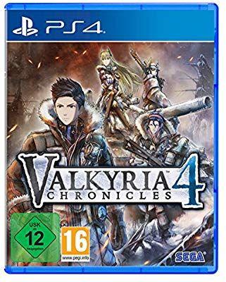 Valkyria Chronicles 4(PS4) [Mediamarkt & Amazon Prime]