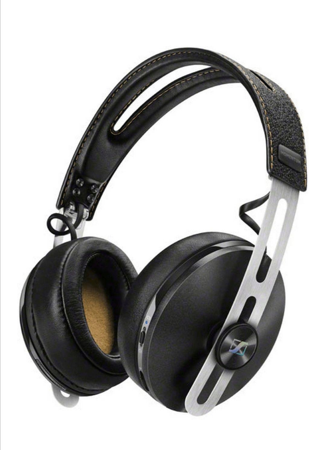 SENNHEISER MOMENTUM 2, Noise Cancelling, Wireless, Over-ear Kopfhörer Bluetooth Schwarz für 179€ [Saturn & Amazon]