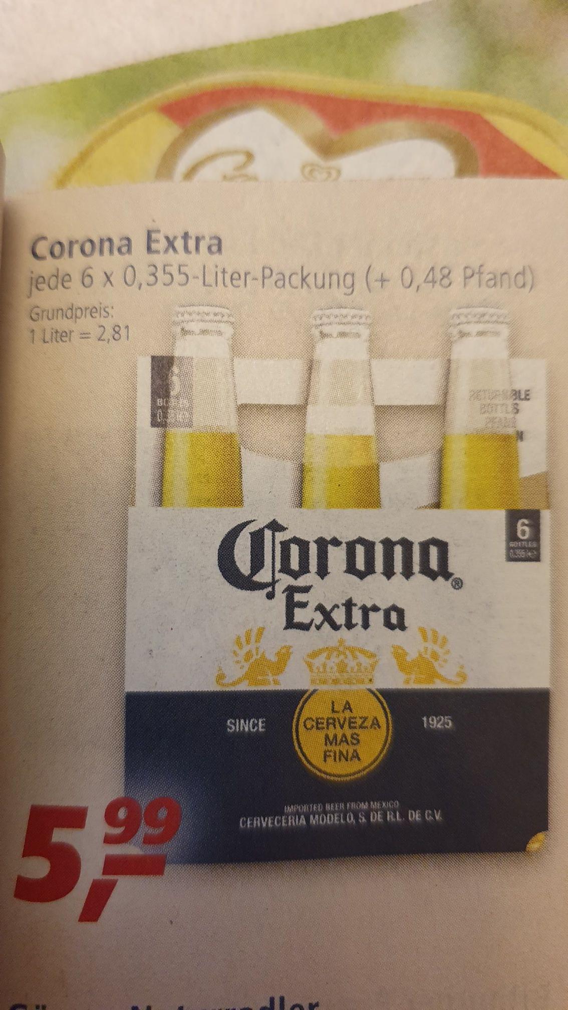 [REAL/REWE] Corona Extra 6er Pack