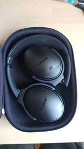 [LOKAL München] BOSE Quietcomfort 35 II (Factory Renewed / Refurbished, 2 Jahre Garantie)