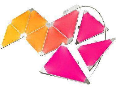 [Obi.de]Nanoleaf Light Panels Starter Kit Modulares LED-Lichtsystem (9 Elemente)