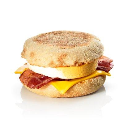Gratis McMuffin Bacon & Egg [McDonalds Belgien]