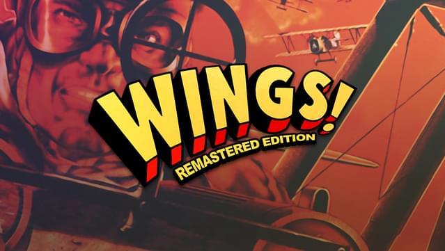 Wings!™ Remastered Edition für 2,59€ (GOG)