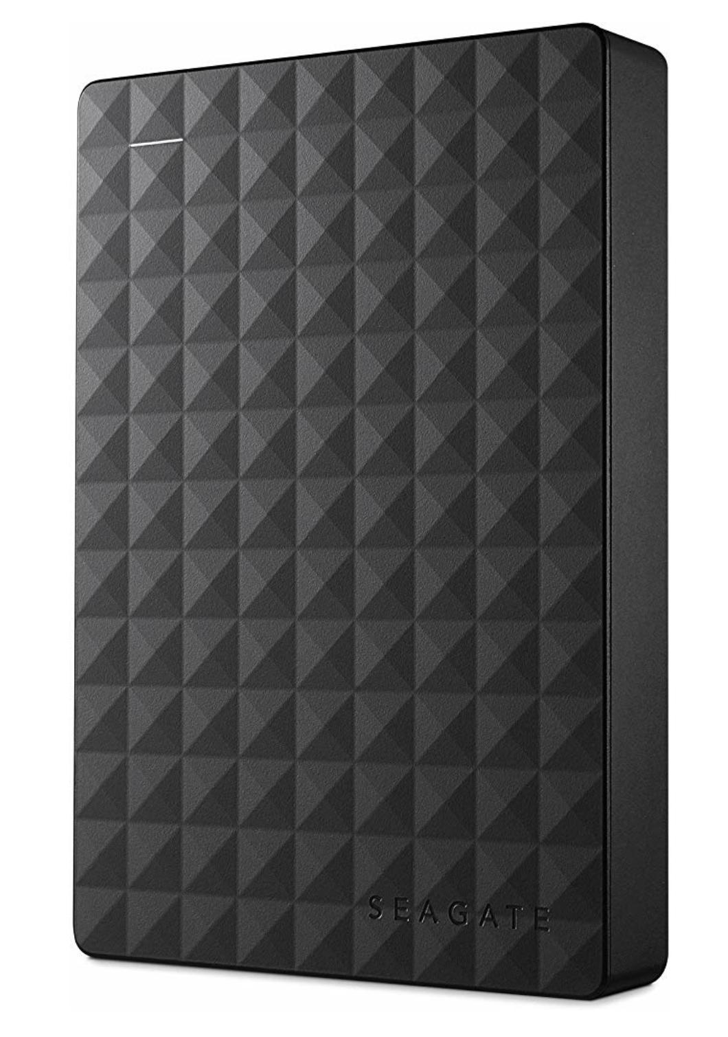 Seagate Expansion Portable 4 TB externe tragbare Festplatte für PC, Xbox und PS4 6,35 cm (2,5 Zoll)