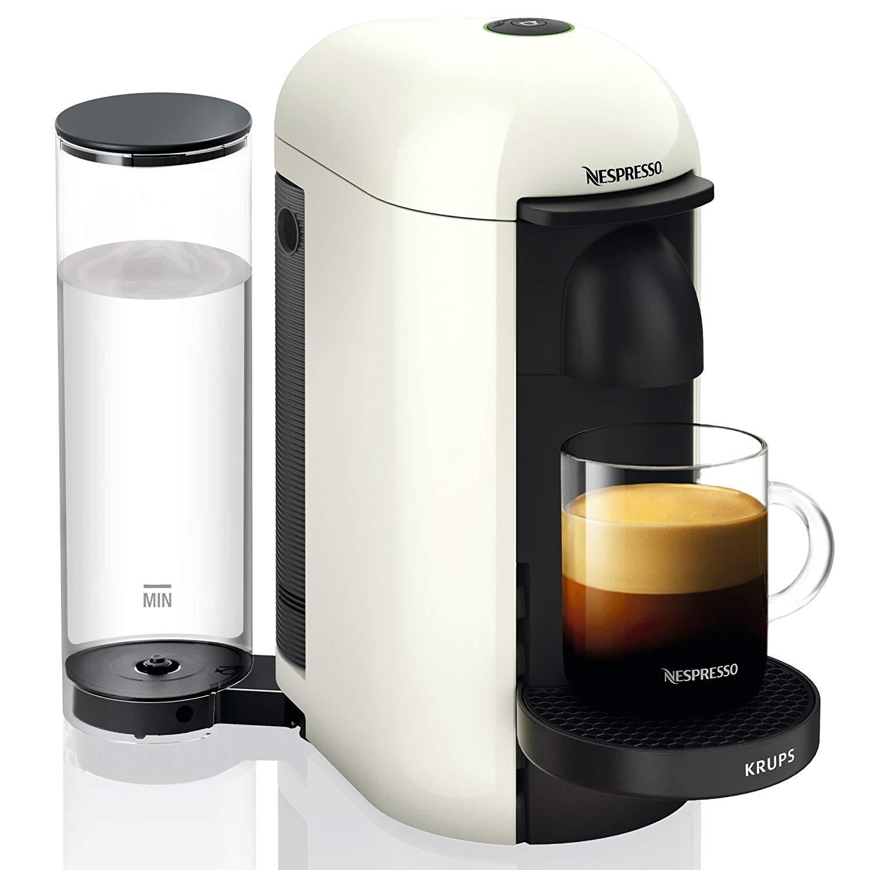 Krups Nespresso Vertuo Plus Kaffeekapselmaschine fur 56.86€