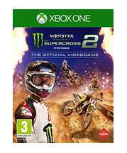 Monster Energy Supercross: The Official Videogame 2 (Xbox One & PS4) für je 22,44€ (Base.com)